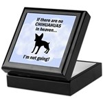 Dog Keepsake Boxes