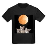 Cat Kids Dark T-Shirts