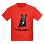 Dog Kids Dark T-Shirts