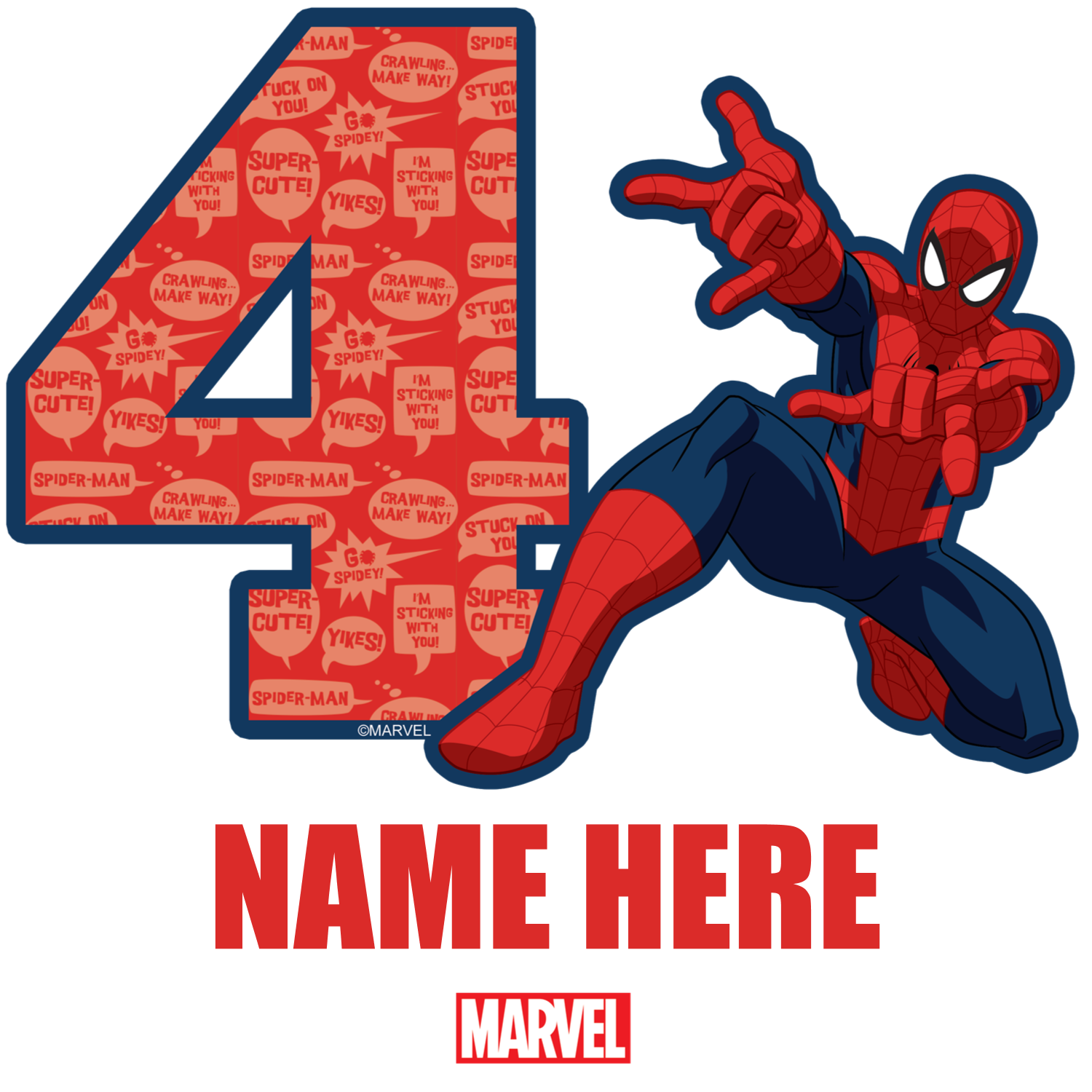 Marvel Birthdays