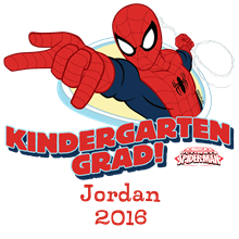 Spiderman Grad