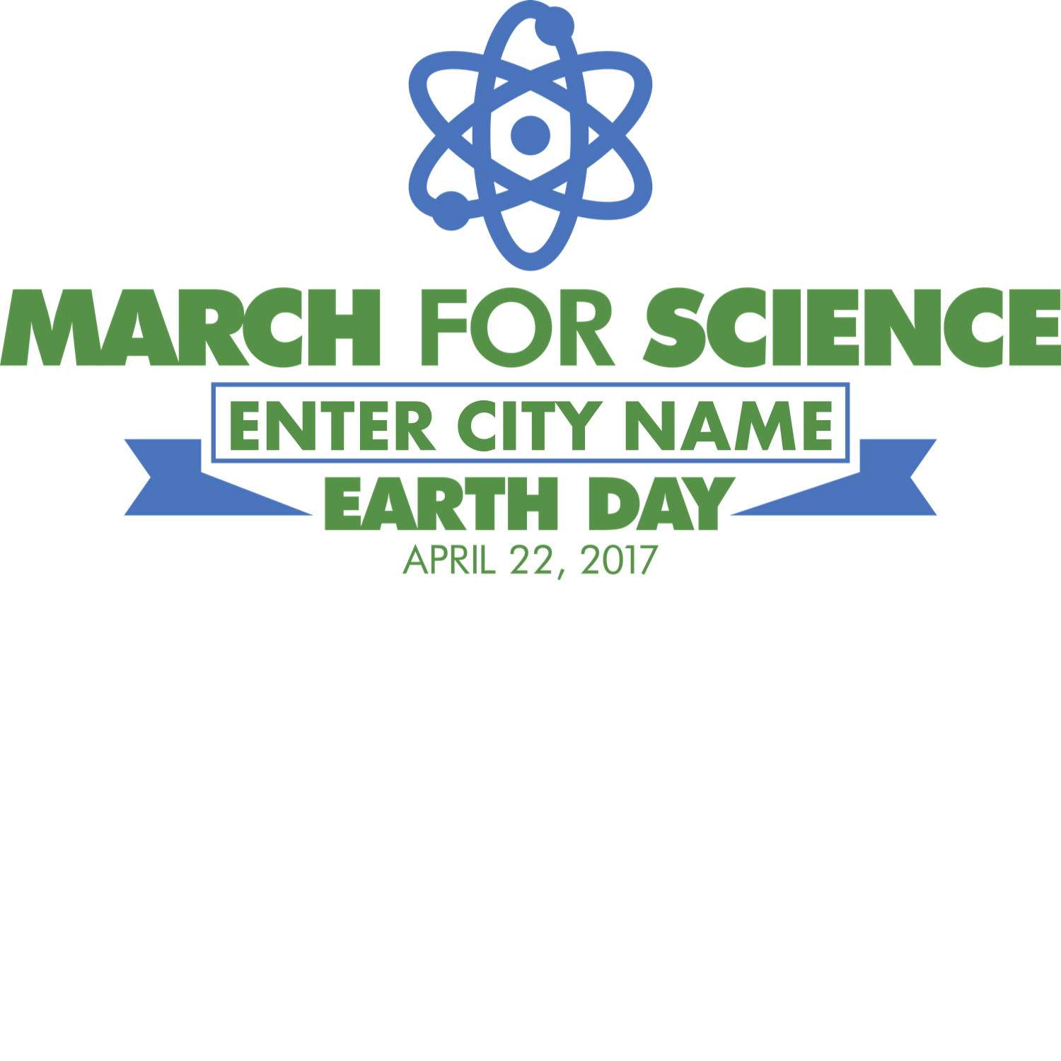 March for Science Products