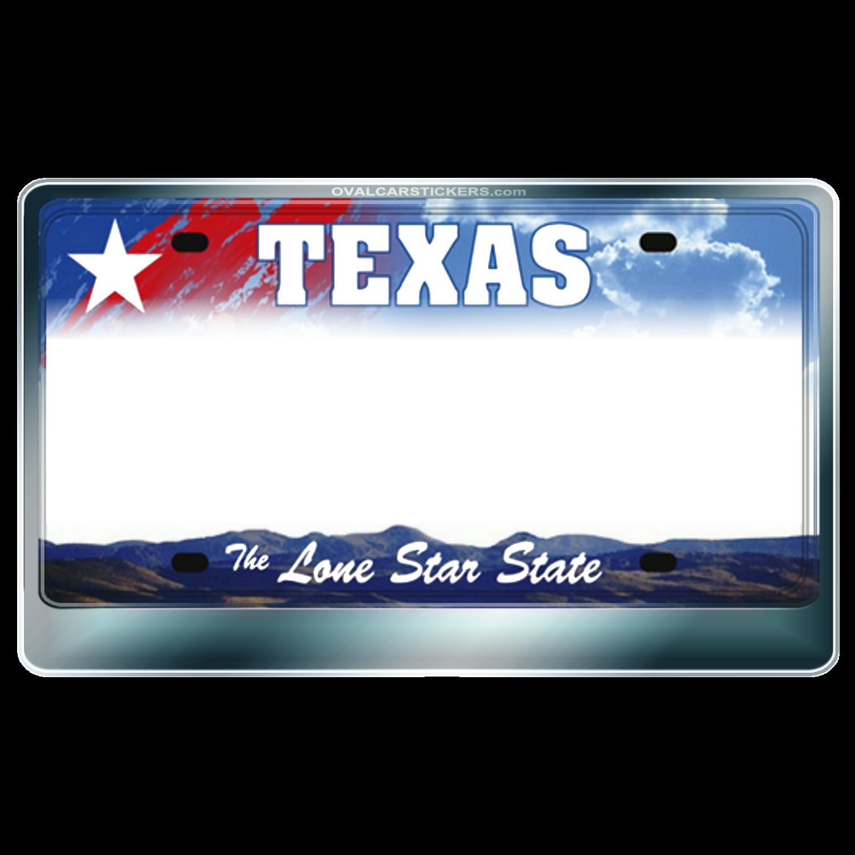 blank license plate template. Black Bedroom Furniture Sets. Home Design Ideas