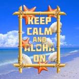 Keep Calm Live British Virgin Islands
