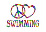 Peace Love Swim