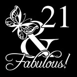 Pink Birthday 21St Birthday