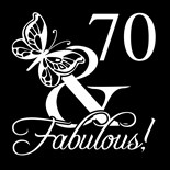 70Th Birthday Women