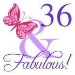 36Th Birthday