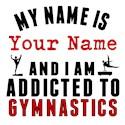 Funny gymnastics Raglan