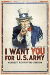 Uncle Sam I Want You
