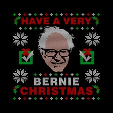 Bernie Ugly Christmas 2016