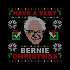 Bernie Ugly Christmas 2016