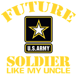 Future Army Soldier Like My Uncle