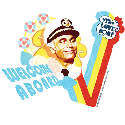 The Love Boat Welcome