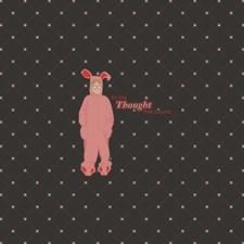 Christmas Story Pink Bunny