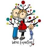 Pregnant Christmas