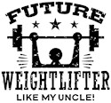 Kids uncle Toddler T-Shirt