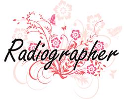 Radiographer Artistic Job Design with Flo