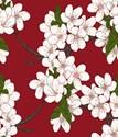 Cherry blossom Framed Tiles