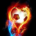 Soccer Queen Duvet Covers