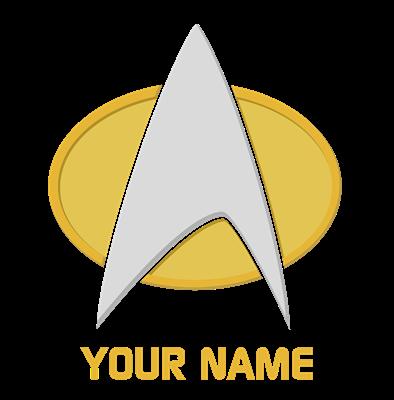 Star Trek: The Next Generation Emblem
