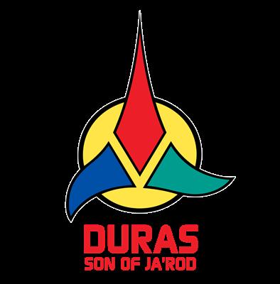 Personalized Star Trek Klingon Emblem