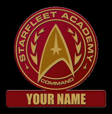 Starfleet Academy Command Patch