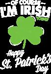 I'm Irish Today