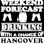 Weekend Forecast: Drinking