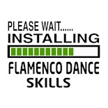 Flamenco Dancer Boy