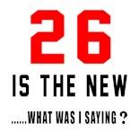 26 Years Birthday