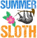 Cute sloth Tanks/Sleeveless