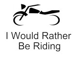 I Would Rather Be Riding