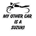 My Other Car Is A Suzuki