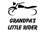 Grandpa's Little Rider