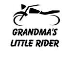 Grandma's Little Rider