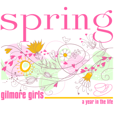 Gilmore Girls Spring