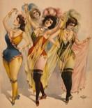 Beautiful Dance Forever Dancers