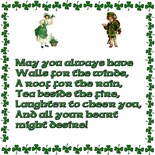 Irish Celtic Toasts