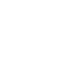 It was a snaccident...