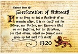 Scottish Declaration Independence