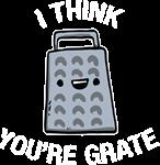 Feeling Grate