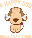 Happy dog / cat = Happy home