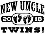 New Uncle Twins 2018 t-shirts