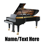 Piano Music personalized