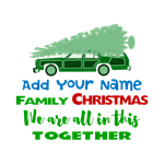 Personalized Griswold Christmas