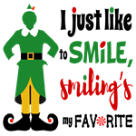 Buddy The Elf Smiling Quote