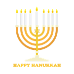 Happy Hanukkah Customized