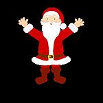 Christmas Santa Personalized