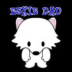 American Eskimo Dog Eskie Dad